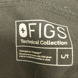 Figs scrubs used